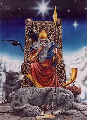 日耳曼 33 北欧神话图片